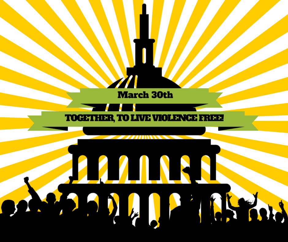 #MN, #LiveFreeWithoutViolence, #advocate,